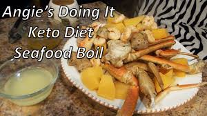 Angie's Doing a Keto Diet Seafood Boil ...