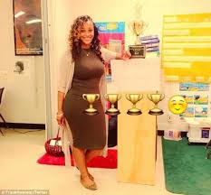 atlanta elementary school teacher fourth grade teacher from atlanta dubbed the sexiest teacher alive