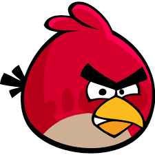 Clip Are Angry Bird Valentine Clipart