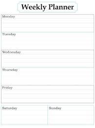 Week Hourly Calendar Free Weekly Calendar Hourly Week Printable Schedule Template Pdf