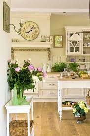 Shabby Chic Kitchen Curtains Bathroom Agreeable Cool Shabby Chic Kitchen Design Ideas