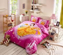 belle and aurora disney princess bedding set 1 600x527 belle and aurora disney princess bedding