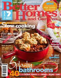 better home and garden magazine. BETTER HOMES \u0026 GARDENS Better Home And Garden Magazine M