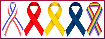 Support Ribbon Color Chart List Of Awareness Ribbons Colors And How To Wear Them