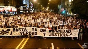 Resultado de imagen para verdad y justicia uruguay
