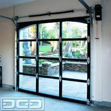 glass garage doors for toronto full view metal a aluminium that