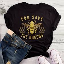 <b>god</b> save the queens T Shirt camisetas aesthetic tumblr <b>vintage</b> ...