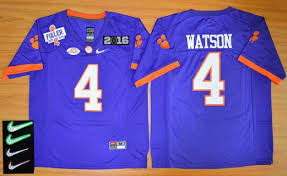 Diamond Sale From On 2016 for Purple Deshaun Bowl China Event Special Playoff Men's wholesale Tigers 4 Cheap Watson Clemson Quest Jersey Rose