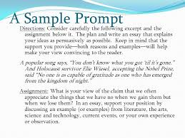 ap english language and composition synthesis essay sample anthem persuasive