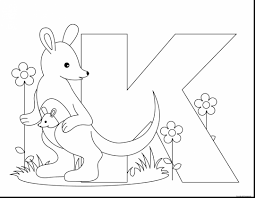 Coloring Pages Alphabet Letters At Getdrawings Free For