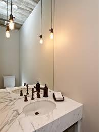 houzz bathroom vanity lighting. Modren Houzz Edison Bulb Vanity Light Incredible Catchy Fixture Houzz JeffreyPeak And 15   Bathroom Lighting U