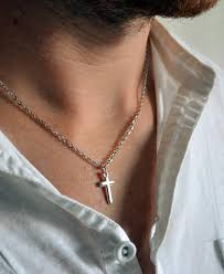 Necklace Length Chart Mens A Mans Guide To Wearing Necklaces How To Buy A Necklace
