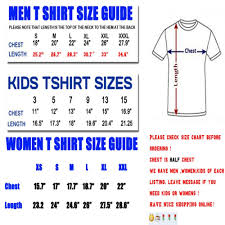 Crazy Shirts Size Chart Mens T Shirts Size Guide Coolmine Community School