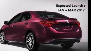 Upcoming car Toyota Cars 2017 With Price and Expect Launch Date ...