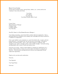 Cover Letter Samples Human Resources It Manager Picture Resource