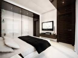 Modern Black And White Bedroom Wonderful Black And White Interior Design Black And White