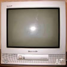 panasonic tv old. 15\u0027\u0027 (37 cm) old panasonic tv+free digital set top tv