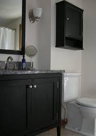 painting vanity black in bathroom. painting a bathroom cabinet black 20 with vanity in