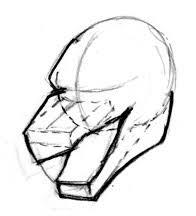 ドラゴンの描き方2 モンスターを描こう