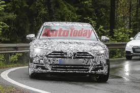 new car launches in germanyAudi A8 flagship sedan spotted launch in 2018  Upcoming Launches