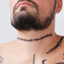 Barbed Wire Tattoo