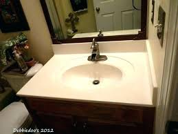 cost to replace bathroom vanity and sink how to replace bathroom vanity top bathroom vanity and