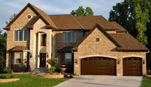 brown garage doorsResidential Garage Doors  Warner Garage Door