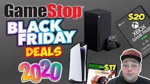 GameStop Black Friday 2020 Ad Revealed ...