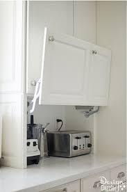 Smart Kitchen Cabinets Adorable Creative Hidden Kitchen Storage Solutions House Ideas Pinterest