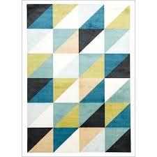 blue geometric rug stunning modern matrix rug blue green rugs of beauty 1 navy blue