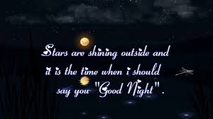 Quote About Good Night And Sweet Dreams Best of Sweet Cute Good Night Romentic Quotes And SMS Message For HimHer