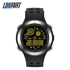 LOKMA <b>EX32 Smart Watch</b> bluetooth 4.0 Waterproof Wristwatch ...