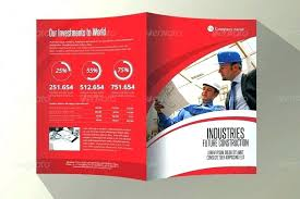 Foldable Brochure Template Free Bi Fold Brochure Template Free Insurance Medical A4 Indesign