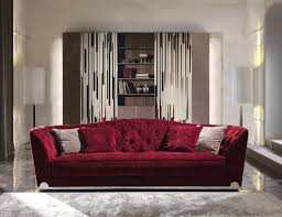 sofa furniture manufacturers. Set Red Furniture Manufacturers Vintage Style Longhi Grace S Sofa