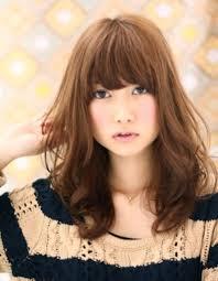 ゆるふわパーマロング髪型ke 128 ヘアカタログ髪型ヘア
