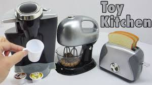 Of Kitchen Appliances Toy Kitchen Playset For Children Kids Gourmet Kitchen Appliances