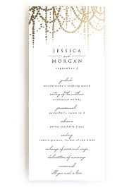 sample wedding program wording catholic wedding program wording