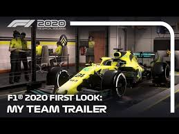 They are also usually responsible for giving out team orders. F1 2020 First Look At The My Team Game Mode Gpfans Com