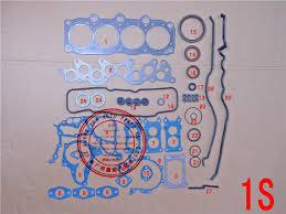OEM:04111-23030 04111-23040 Full Gasket Set, engine TOYOTA ...