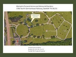 4 grave spaces for memphis memorial gardens memphis tn the cemetery