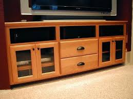 build wood stand simple diy tv plans
