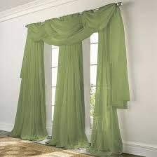 Sheer curtain ideas