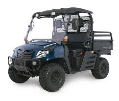 cushman home hauler® 4x4 diesel