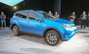 2016 Toyota RAV4 Hybrid Official Photos and Info – News – Car and ...