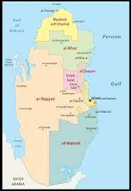 Qatar Maps & Facts - World Atlas