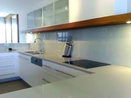 glass backsplashes for kitchens colorful