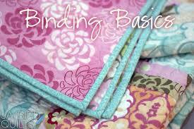 Quilt Binding Basics - Part 1 | Jaybird Quilts &  Adamdwight.com