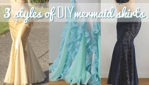 Mermaid Skirt Pattern Delectable How To Make A Mermaid Skirt Part 48 Pattern Making SPARKLY BELLY