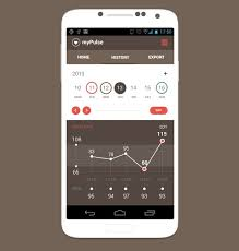 Mobile App Designs Featuring Counters And Graphs