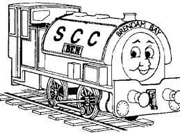 Thomas The Train Free Printables The Train Coloring Pages Free The